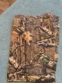 Men's Heavy Duty Mossy Oak Hunting Jeans size (38/30) *Excellent Condition Like New  Trappe, 19426