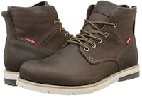 LEVI'S MENS BOOTS w AIR-FLOW INSOLES - Size 10 1/2 Brand New w Tags Still Attached Kitchener, N2B 3N8
