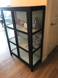 Glass Crate and Barrel Cabinet Baltimore, 21211