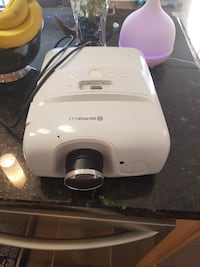 white Bernell LED projector Sherwood Park