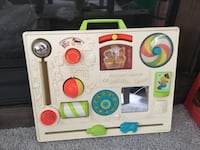 VINTAGE 1981 Fisher Price activity center Pointe-Claire, H9R 3Z8