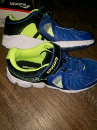 Saucony Boys Shoes Youth Size 3 - New