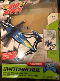 Air hogs switchblade helicopter toy for kids Laval, H7E 5L2