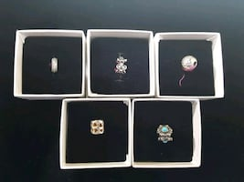 ALL Pandora Charms In Store $20.00