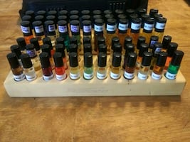 Perfume oils and lotions