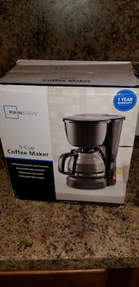 Coffee Maker 5 Cup