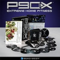 Brand New In Box P90X 13 DVDs Workout Kitchener