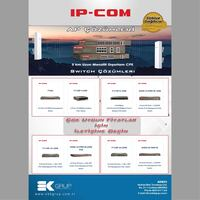 IP-COM Switch Access Point Çankaya, 06460