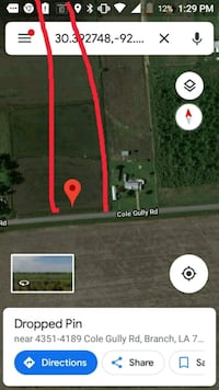 Clear land for sell!!! Acadia Parish
