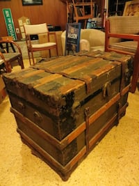 Antique Trunk from 1902 Fairfax, 22031