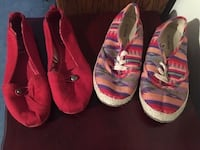 2 pair of shoes size 5/6 Smyrna, 37167