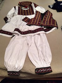 Afghani clothes for 2 to 3 years is old brand new