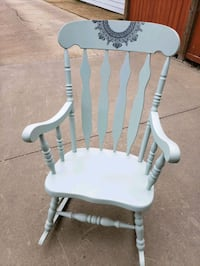wooden rocking chair Edmonton, T5A 3T3