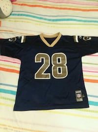 black and yellow NFL jersey Festus, 63028