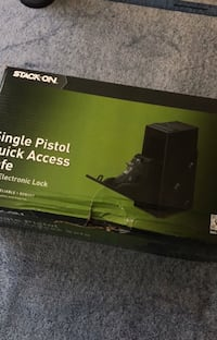 Stack on single pistol quick access safe Las Vegas, 89115