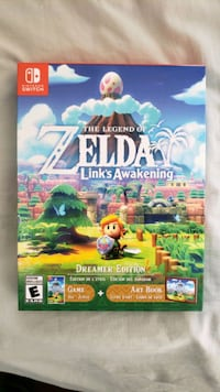 Leyend of zelda links awkening dreamer edition new 125 only today Toronto, M4Y 0A9