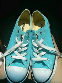 Blue converse brand new  Weatherford, 73096