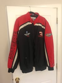 Dale Earnhardt GM Goodwrench Chase Authentic Jacket XL Hudson, 03051