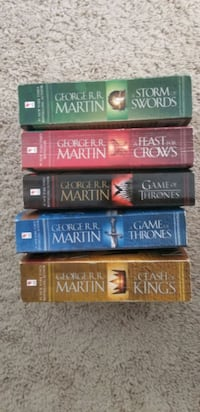 Game of Thrones - books on sale ***