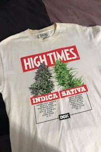 HIGHTIMES DGK Shirt