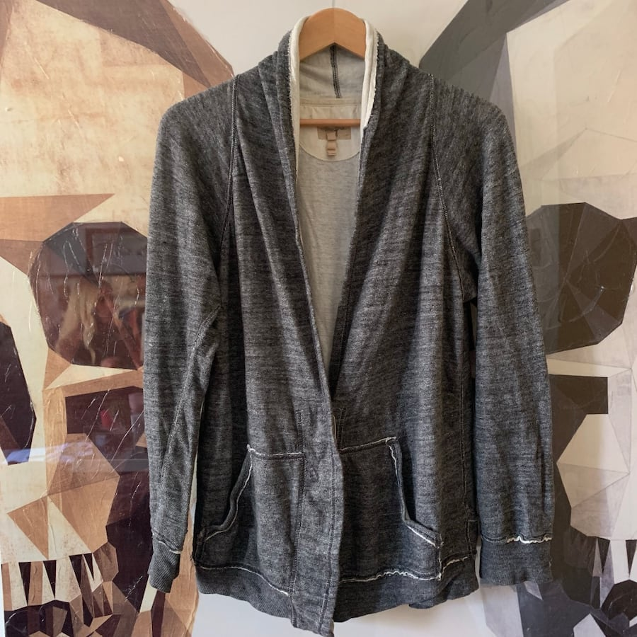 Aritzia Wilfred Free cardigan sweater size small