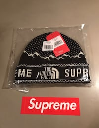 Supreme the North Face Beanie Chantilly, 20151