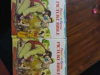 two Read n Grow Picture Bible books