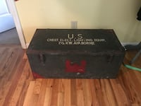 WWII crate Asheville, 28803