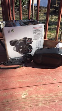 212cc  Motor never used and parts