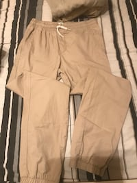 School jogger pants boys size 14/16  El Paso, 79925