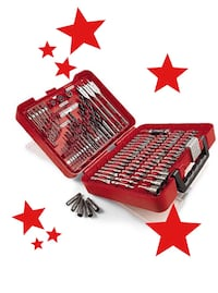 Craftsman 100 pc drill sets  Tampa, 33613