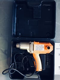 Impact wrench, if interested I do not hear the text so please telephone me at  [TL_HIDDEN] , Naples, 34102