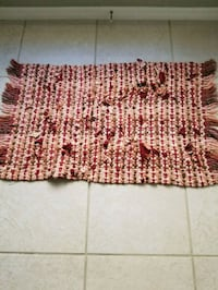 Area rug. Good condition.   Riverview, 33578