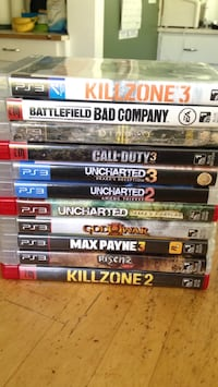 PS3 Games Windsor, B0N 2T0