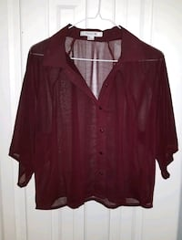 FOREVER 21 Top: Size S, Maroon Color Philadelphia, 19127