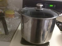 stainless steel cook pot Toronto, M2H 2X3
