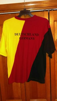 XXL DEUTSCHLAND GERMANY SHIRT FROM LENA COLLECTION Naperville, 60563