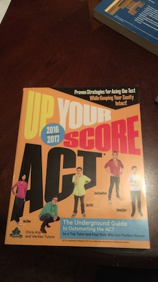 Up Your Score Act box
