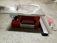 "7"" Wet Tile Cutter w Diamond Blade Bristow, 20136"