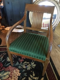 French Euro. chair w continuous arms 1920s Reddick, 32686