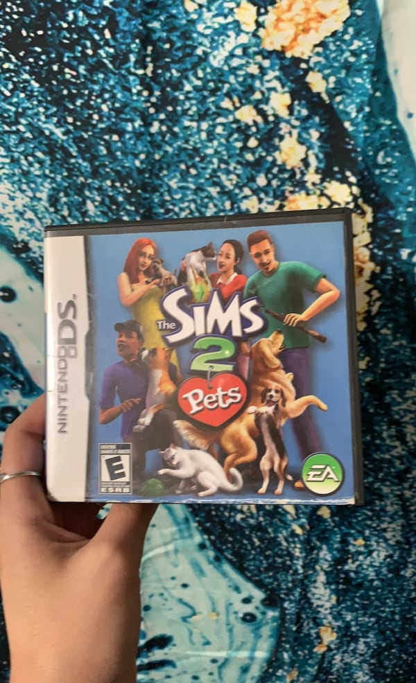 The Sims 2 Pets FOR DS 0
