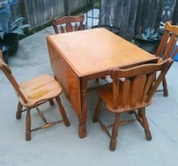 Kitchen Table and Four Chairs Virginia Beach, 23451