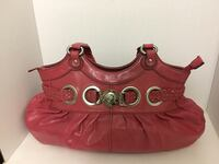 Hype Pink Leather Purse  Houston, 77077