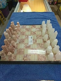 Marble Chess Set from Mexico Port Charlotte, 33953