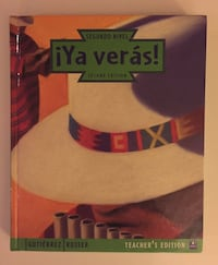 New Text-Ya Veras, Teacher's Edition, 2nd Edition (Hardcover )
