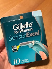Gillette for Women - 10 Brand New Blades Mississauga, L5A 4G6
