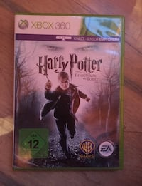 harry potter Xbox 360 Spiel Fall