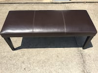 BENCH – CRATE AND BARREL $79 Suitland, 20762