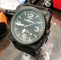 Bell rose big face Luxury automatic watch