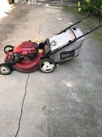 Self propelled mower 6. 1/2 horse.  Runs great. Primer bulb does not work. Start wit a shot of starting fluid when cold   Saint Clair, 48079